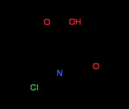 8-Chloro-2-(2-furyl)quinoline-4-carboxylic acid