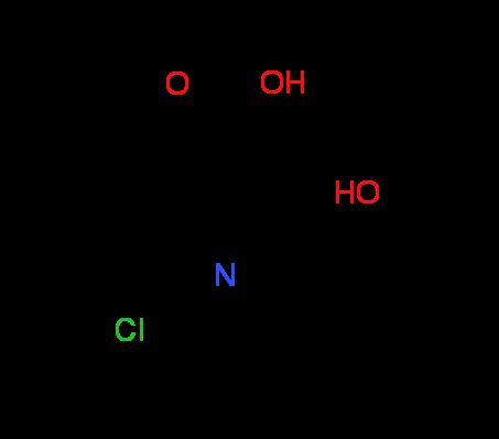 8-Chloro-2-(2-hydroxyphenyl)quinoline-4-carboxylic acid