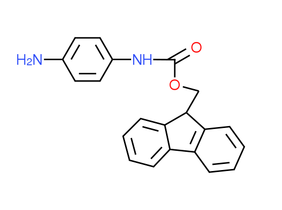 (9H-Fluoren-9-yl)methyl 4-aminophenylcarbamate