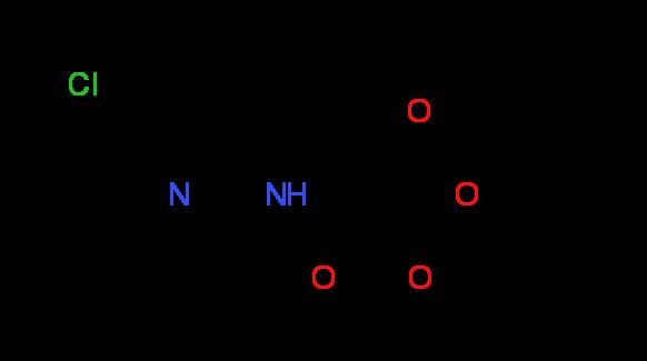 Diethyl 2-{[(5-chloro-2-pyridinyl)amino]-methylene}malonate