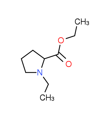 Ethyl 1-ethylprolinate