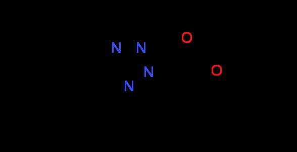Ethyl 2-(5-phenyl-2H-1,2,3,4-tetraazol-2-yl)-acetate