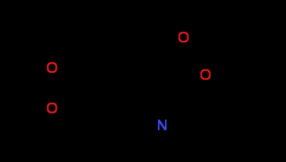 Ethyl 3-(1,3-benzodioxol-5-yl)-2-cyanoacrylate