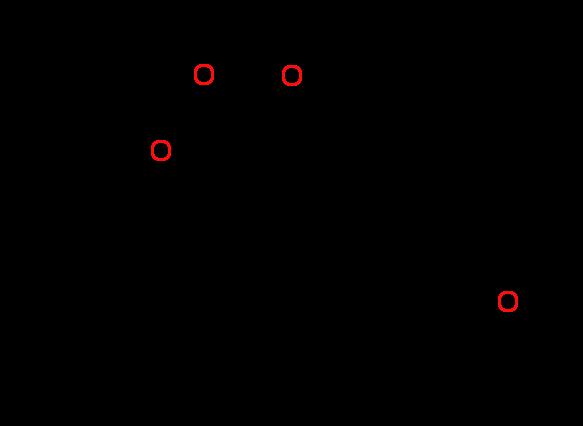 Ethyl 4-(4-methoxyphenyl)-2-oxo-6-phenyl-3-cyclohexene-1-carboxylate