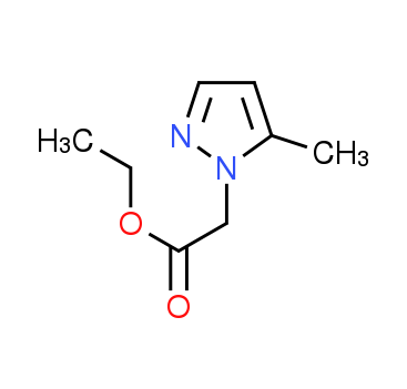 Ethyl (5-methyl-1H-pyrazol-1-yl)acetate