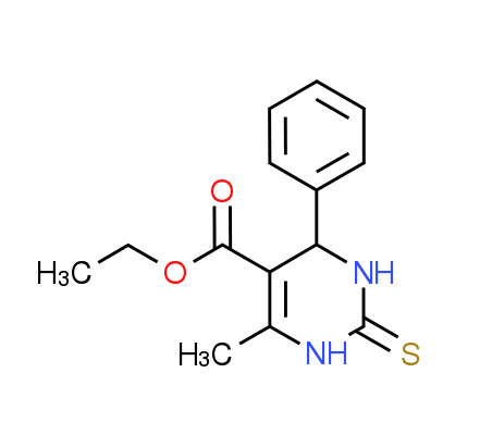 Ethyl 6-methyl-4-phenyl-2-thioxo-1,2,3,4-tetrahydropyrimidine-5-carboxylate