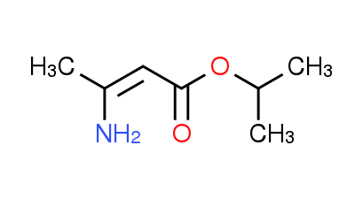 Isopropyl (2Z)-3-aminobut-2-enoate