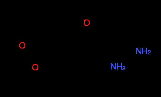 Methyl 4-(3,4-diaminophenoxy)benzenecarboxylate