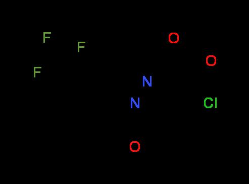Methyl 4-chloro-6-oxo-1-[3-(trifluoromethyl)-phenyl]-1,6-dihydro-3-pyridazinecarboxylate