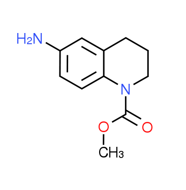 Methyl 6-amino-3,4-dihydroquinoline-1(2H)-carboxylate