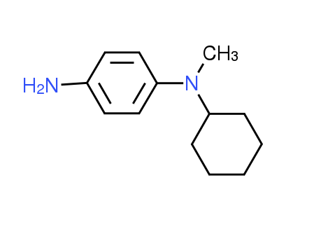 N-1-Cyclohexyl-N-1-methyl-1,4-benzenediamine