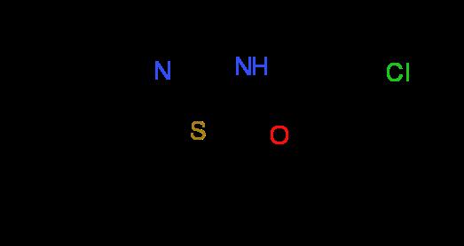N-1,3-Benzothiazol-2-yl-3-chloropropanamide