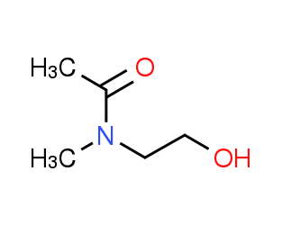 N-(2-Hydroxyethyl)-N-methylacetamide