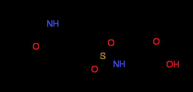 N-{[4-(Acetylamino)phenyl]sulfonyl}-beta-alanine