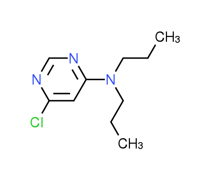 N-(6-Chloro-4-pyrimidinyl)-N,N-dipropylamine