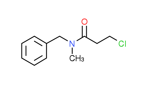 N-Benzyl-3-chloro-N-methylpropanamide