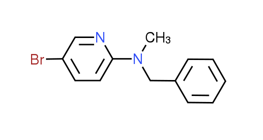 N-Benzyl-5-bromo-N-methyl-2-pyridinamine