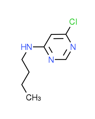 N-Butyl-6-chloro-4-pyrimidinamine