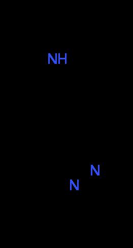 N-Methyl-3-(1-methyl-1H-pyrazol-4-yl)propan-1-amine