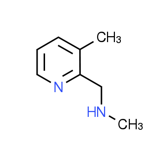 N-Methyl(3-methyl-2-pyridinyl)methanamine