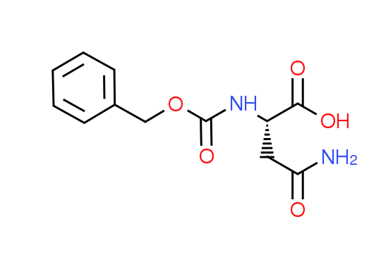N~2~-[(benzyloxy)carbonyl]-L-asparagine