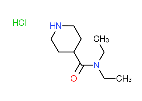 N,N-Diethyl-4-piperidinecarboxamide hydrochloride
