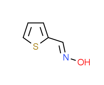 Thiophene-2-carbaldehyde oxime