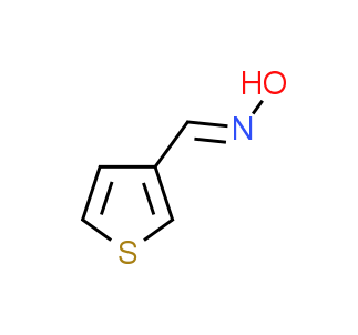 Thiophene-3-carbaldehyde oxime