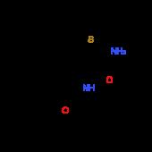 2-Amino-6-ethyl-N-(2-methoxyphenyl)-4,5,6,7-tetrahydro-1-benzothiophene-3-carboxamide