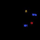 2-Amino-6-tert-butyl-N-cyclopropyl-4,5,6,7-tetrahydro-1-benzothiophene-3-carboxamide