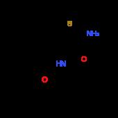 2-Amino-N-(2-methoxyphenyl)-4,5,6,7,8,9-hexahydrocycloocta[b]thiophene-3-carboxamide