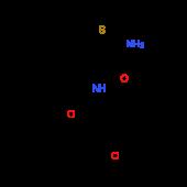 2-Amino-N-(2,4-dimethoxyphenyl)-4,5,6,7-tetrahydro-1-benzothiophene-3-carboxamide