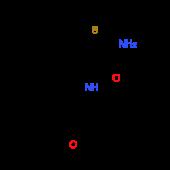 2-Amino-N-(3-methoxyphenyl)-4,5,6,7-tetrahydro-1-benzothiophene-3-carboxamide