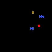 2-Amino-N-benzyl-6-tert-butyl-4,5,6,7-tetrahydro-1-benzothiophene-3-carboxamide
