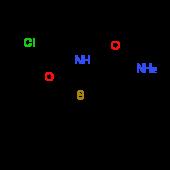 2-[(Chloroacetyl)amino]-4,5-dimethylthiophene-3-carboxamide