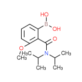 {2-[(Diisopropylamino)carbonyl]-3-methoxyphenyl}boronic acid