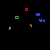 3-Chloro-4-fluoro-1-benzothiophene-2-carbohydrazide