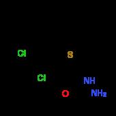 3,4-Dichloro-1-benzothiophene-2-carbohydrazide