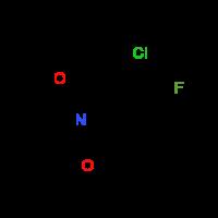 1-(3-Chloro-4-fluorophenyl)-1H-pyrrole-2,5-dione
