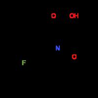 1-(3-Fluoro-4-methylphenyl)-5-oxopyrrolidine-3-carboxylic acid