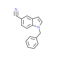 1-Benzyl-1H-indole-5-carbonitrile