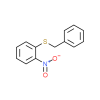1-(Benzylsulfanyl)-2-nitrobenzene