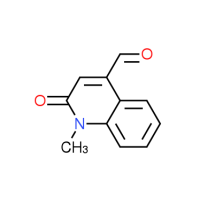 1-Methyl-2-oxo-1,2-dihydroquinoline-4-carbaldehyde