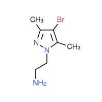 [2-(4-Bromo-3,5-dimethyl-1H-pyrazol-1-yl)ethyl]-amine