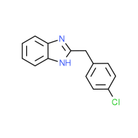 2-(4-Chlorobenzyl)-1H-benzimidazole