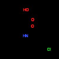 2-{[(4-Chlorophenyl)amino]-carbonyl}cyclohexanecarboxylic acid