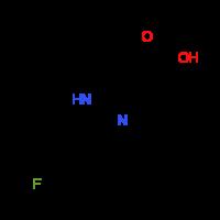 2-(4-Fluoroanilino)isonicotinic acid