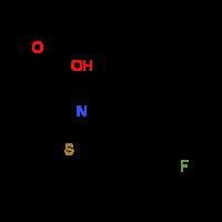 [2-(4-Fluorophenyl)-1,3-thiazol-4-yl]acetic acid