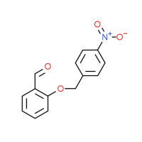 2-[(4-Nitrobenzyl)oxy]benzaldehyde