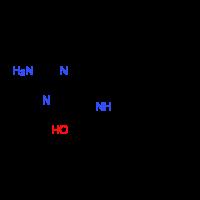 2-Amino-6-phenyl-5H-pyrrolo[3,2-d]pyrimidin-4-ol